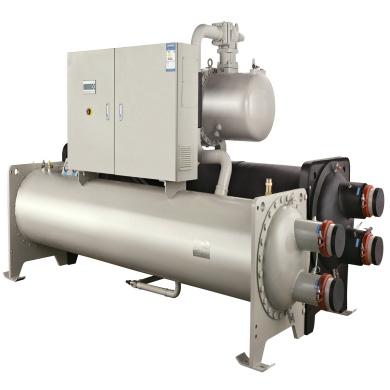 中央空调德祥高品质满液式螺杆冷水机组CCC国际认证 高效节能
