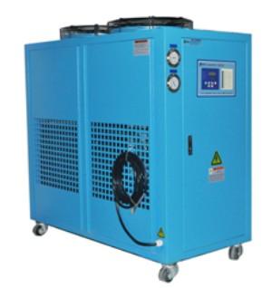 逐鹿县风冷式工业冷水机组首选德祥风冷模块机组靠谱不贵