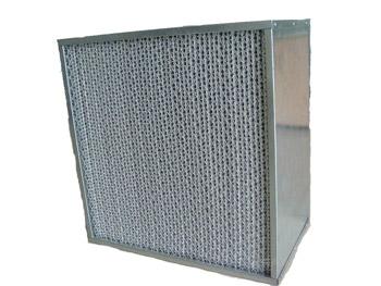 廊坊空气过滤器厂家德祥耐高温高效过滤器阻力小效果佳价格实在