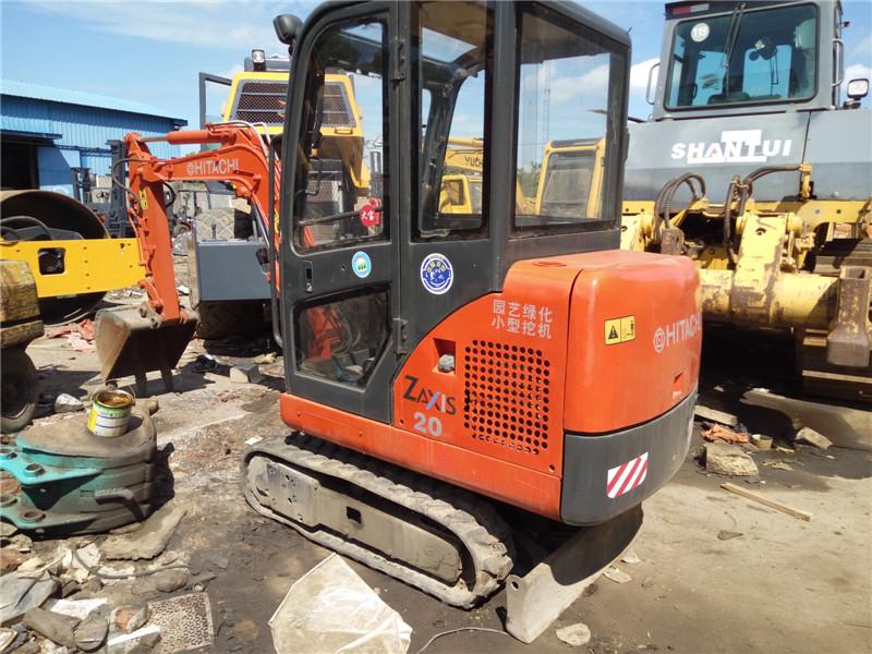 便宜的二手日立70挖机 找好用的二手挖机 去亘格机械