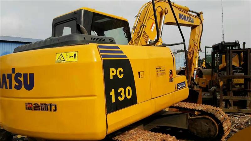 供应上海销量好的二手小松130挖机 销售二手挖机